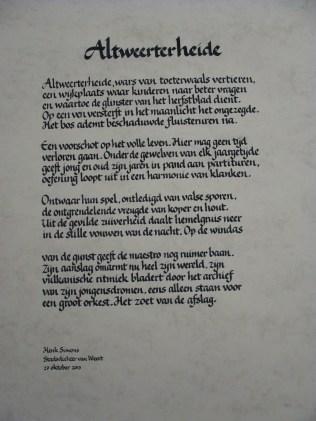 Het gedicht - The Poetry