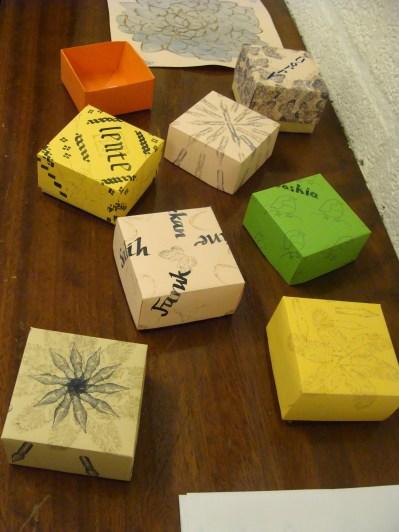 Kleine cadeau doosjes - Litlle gift boxes