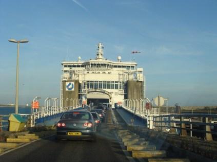 De boot - The ferry