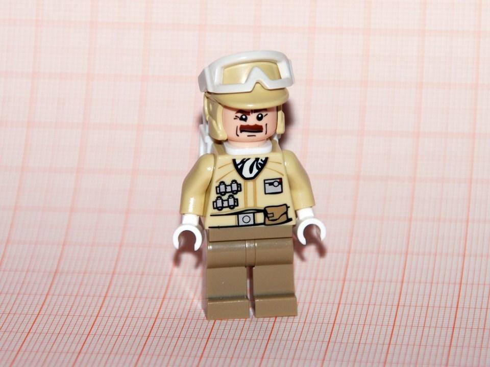 Rebellen Soldat von Hoth
