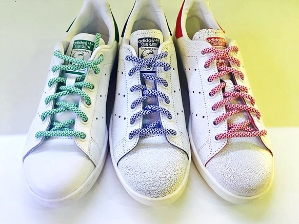 Lacets Ronds Stansmith