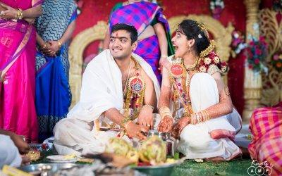 Aditya & Sahiti: Telugu Hyderabad wedding