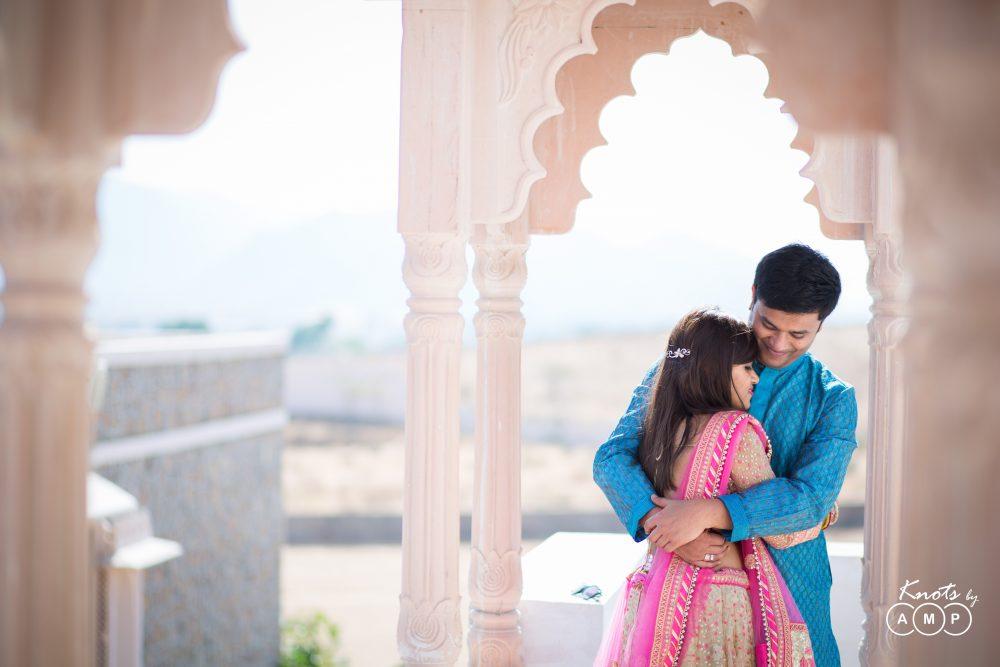 Kriti & Prakhar : Bhanwar Singh Palace, Rajasthan