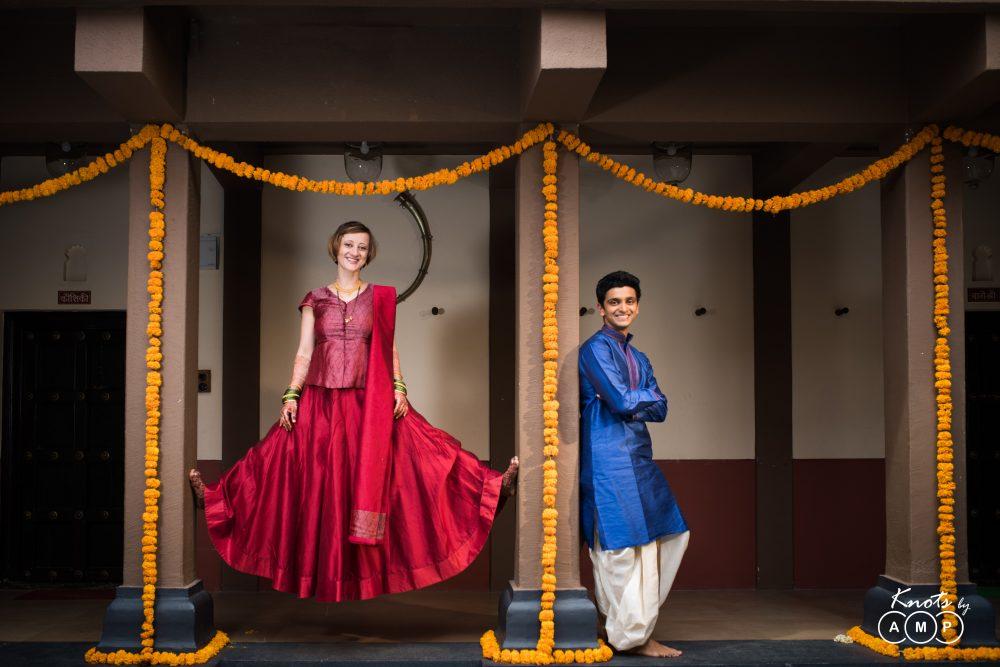 Sid & Dori : Dhepe Wada Wedding