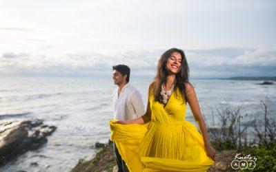 Sai & Trupti : Couple Shoot in Goa