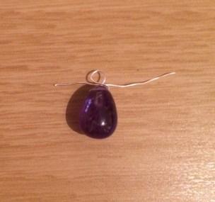 amethyst drop wire wrap 2