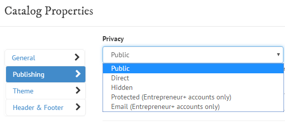 publish-catalog-privacy