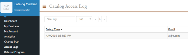 access-log