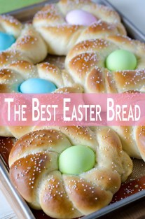 The Best Easter Bread
