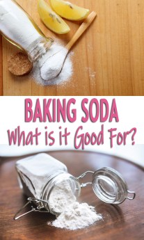 Baking Soda: What is it Good For?