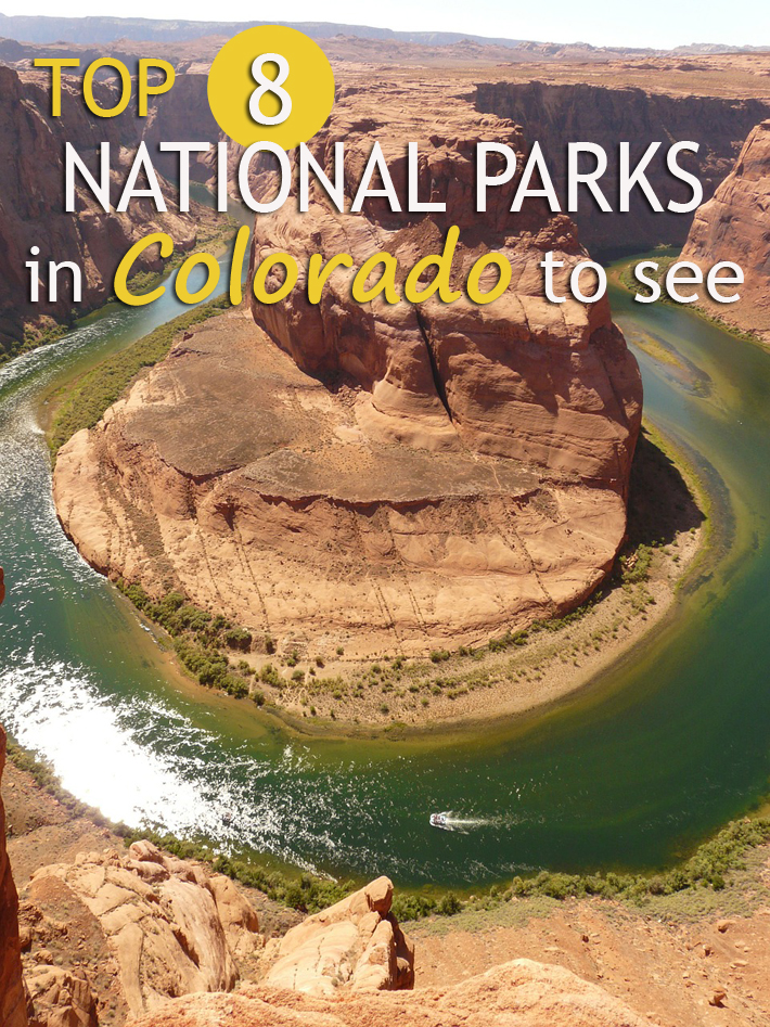 Top 8 National Parks in Colorado To See