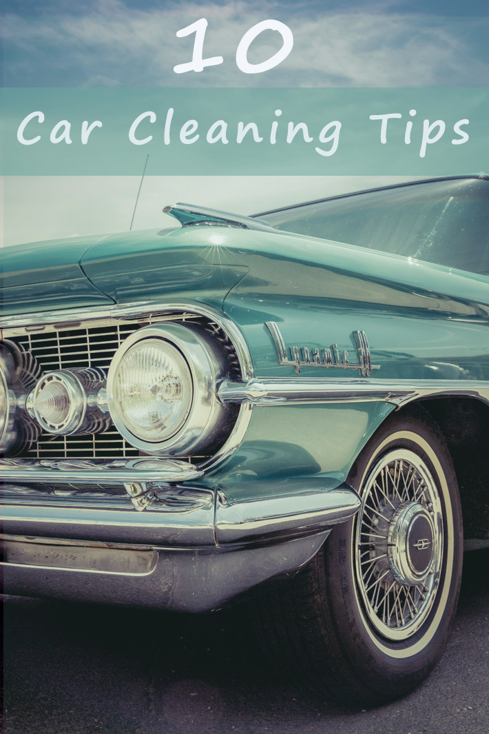 10 Car Cleaning Tips
