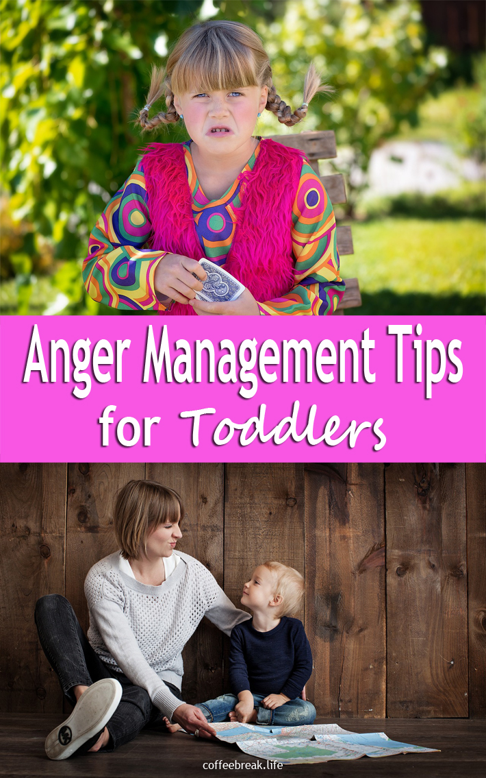 Anger Management Tips for Toddlers