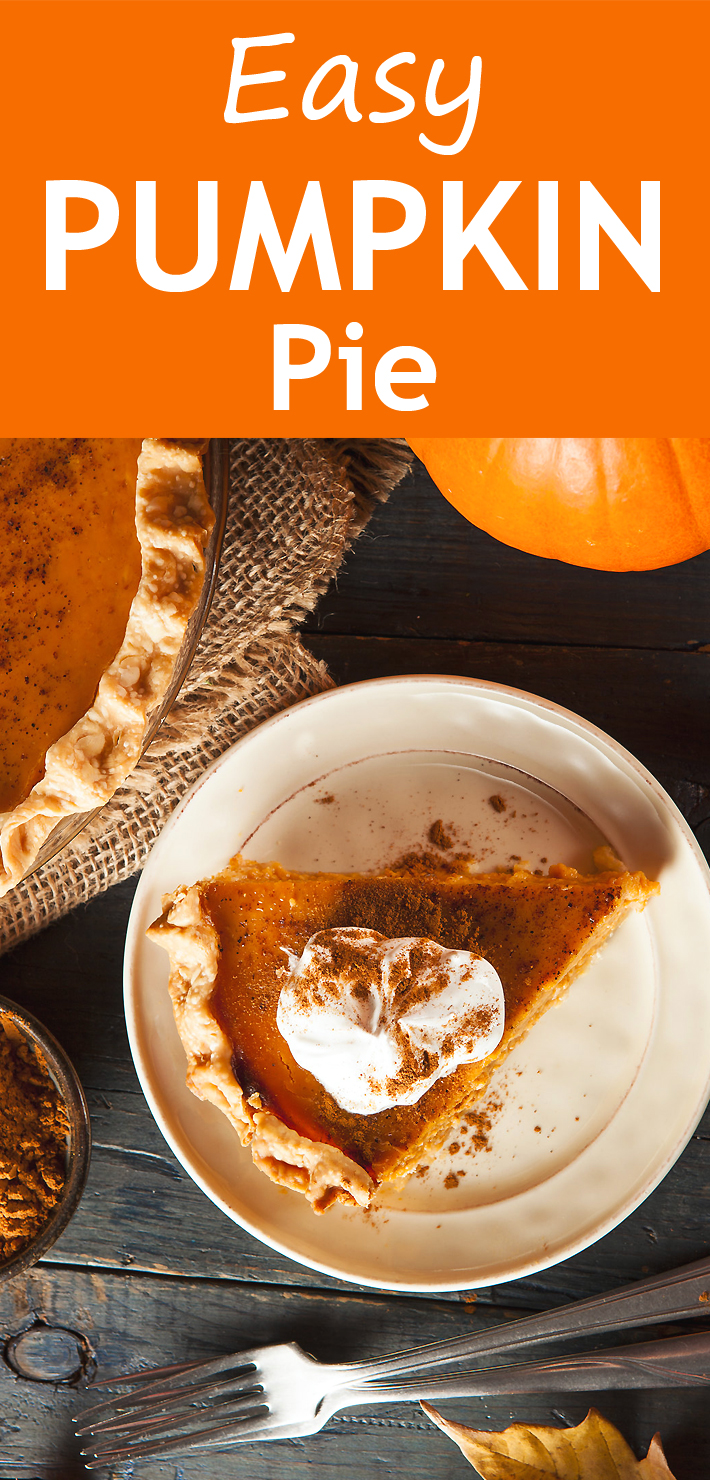 Easy Pumpkin Pie - Know 2 How