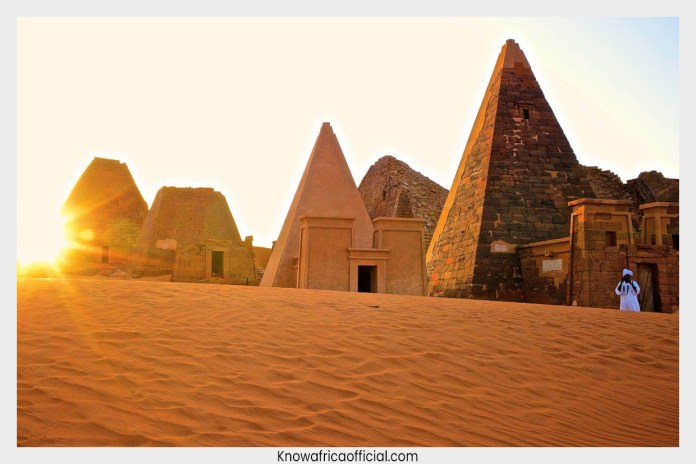 The Kingdom of Kush,knowafricaofficial.com,history, africahistory