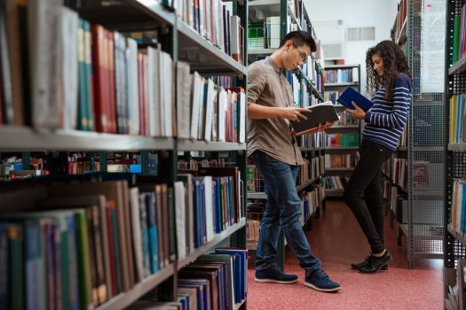 college library sector