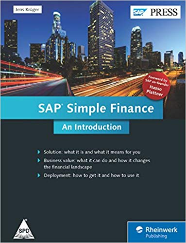 SAP S4 HANA Simple Finance | SAP HANA Online Training - Self