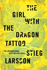 The Girl with the Dragon Tattoo  PDF Download