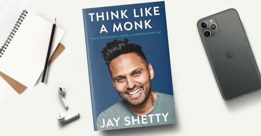 Think Like a Monk Audiobook Free Download