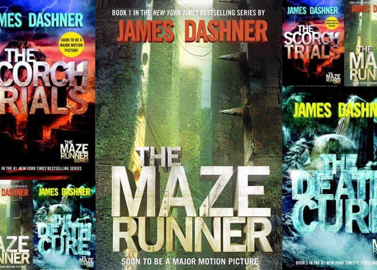 The Maze Runner Series: The Maze Runner Books in Order