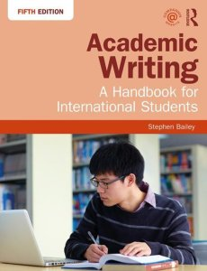 Academic Writing: A Handbook for International Students 5th Edition PDF