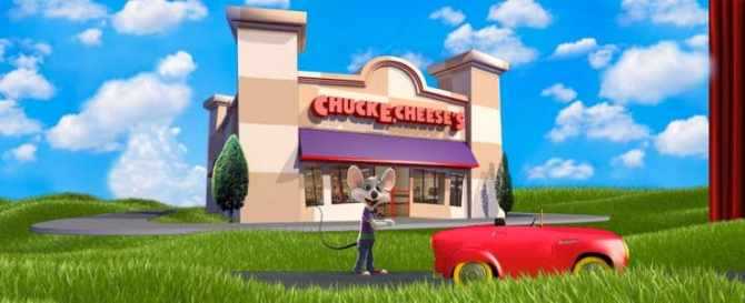 Chuck E Cheese's - A Pre-Dining Review {click the picture to go to the review}