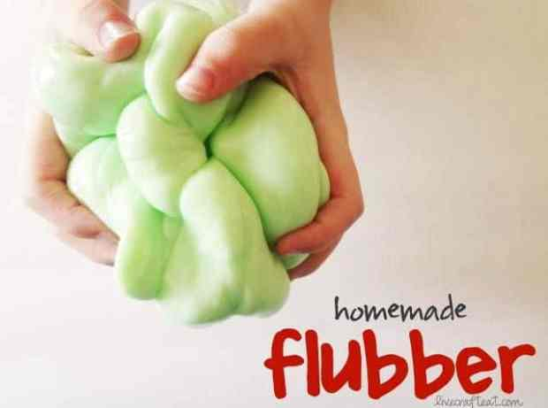 Homemade Flubber from livecrafteat.com