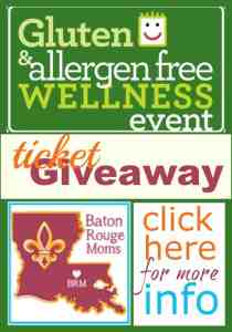 GFAF Giveaway on Baton Rouge Moms Blog