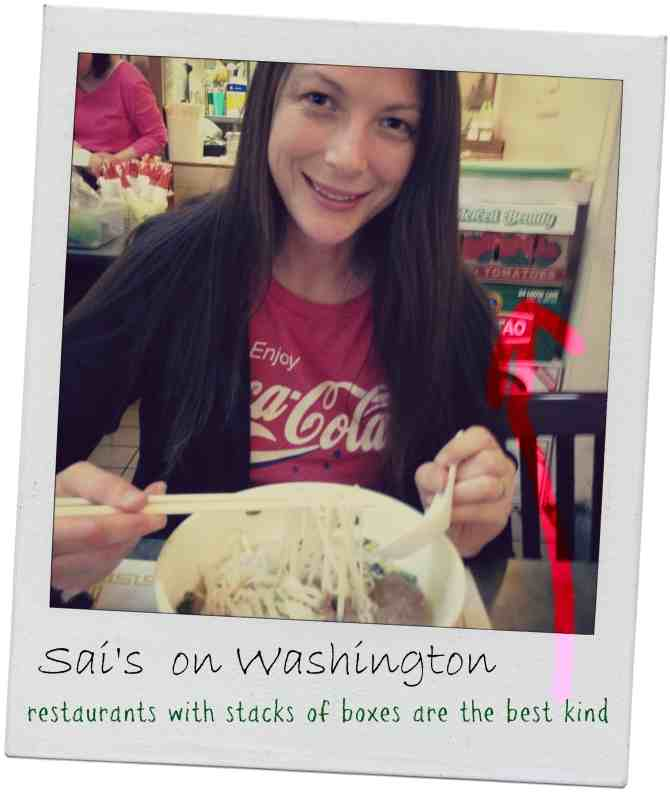 knowgluten in Northern California - Sai's Vietnamese Restaurant 505 Washington st San Francisco