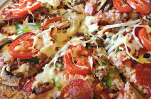 Mellow Mushroom Gluten Free Pizza Review from Knowgluten.me