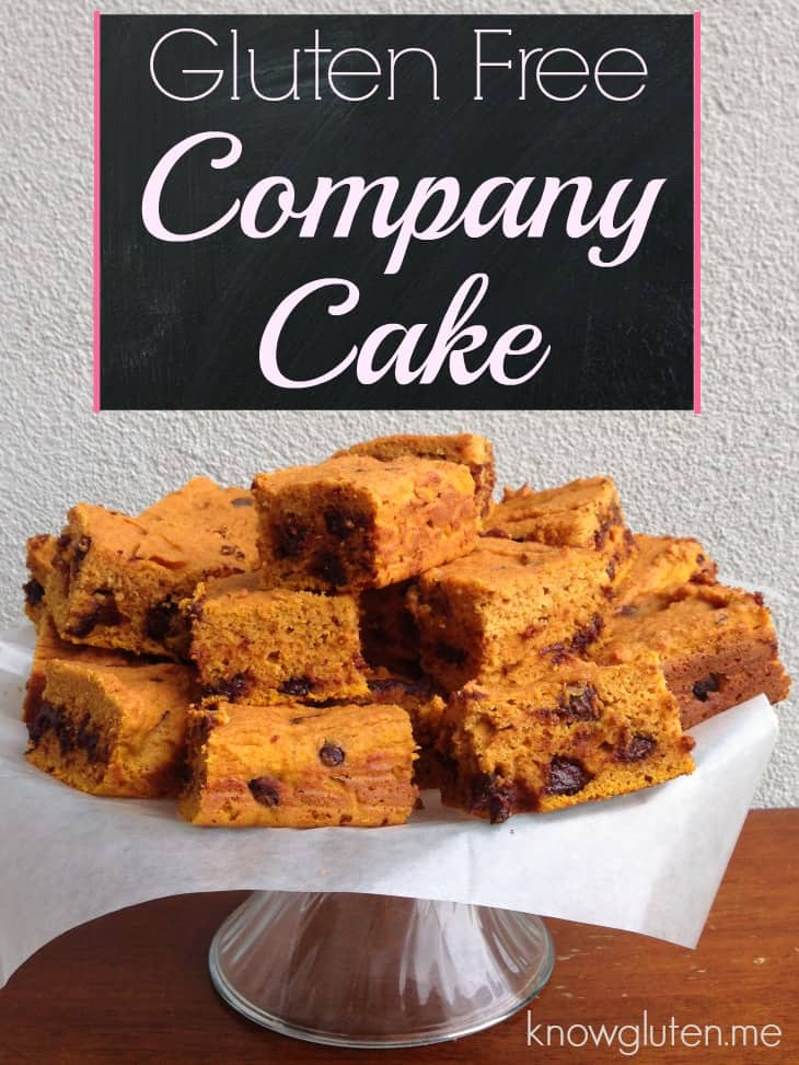 Easy Gluten Free Cake For Company Know Gluten