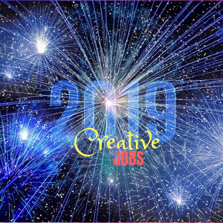 Creative & freelance writing jobs