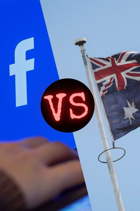 Facebook's news ban in Australia