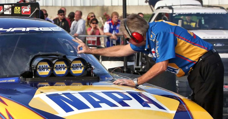 Napa Battery Charger Nascar on