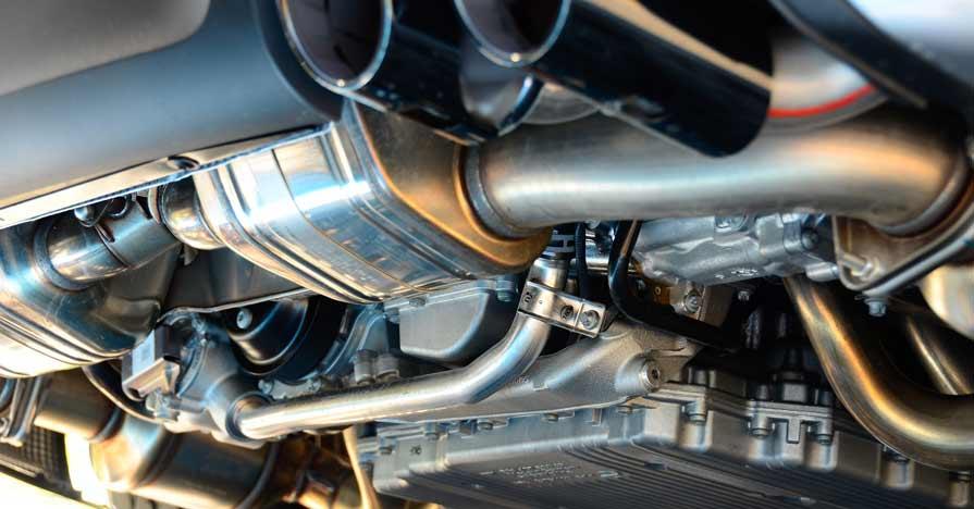 symptoms of a bad exhaust resonator