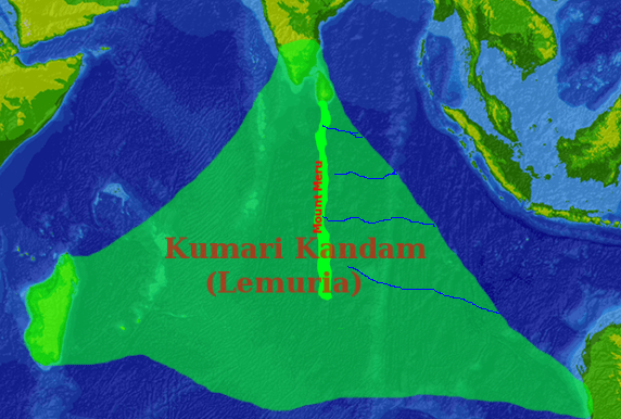 What is Kumari Kandam? A mythical continent or lost reality?