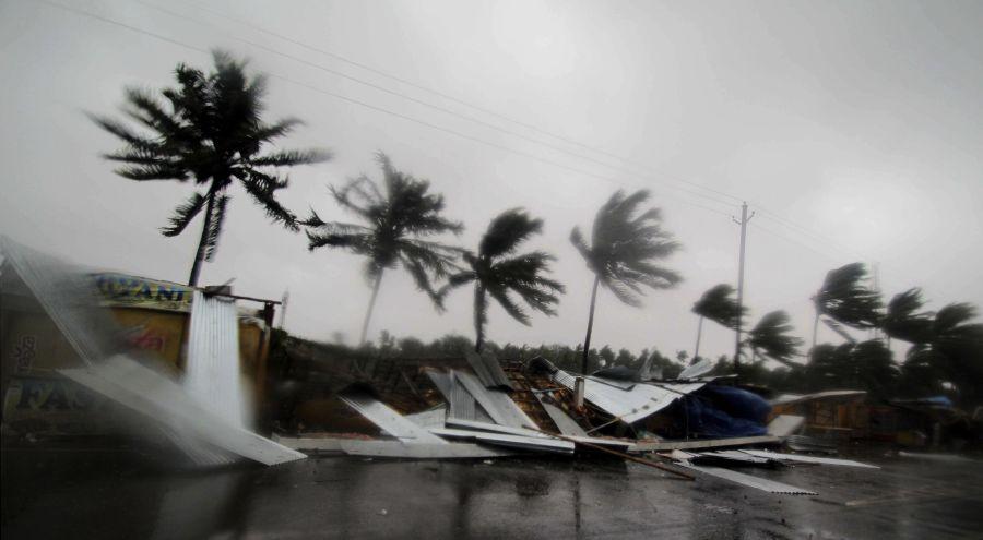 Cyclone Fani, Odisha