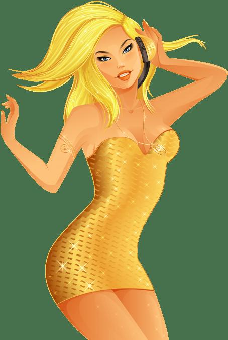 hot girl dress
