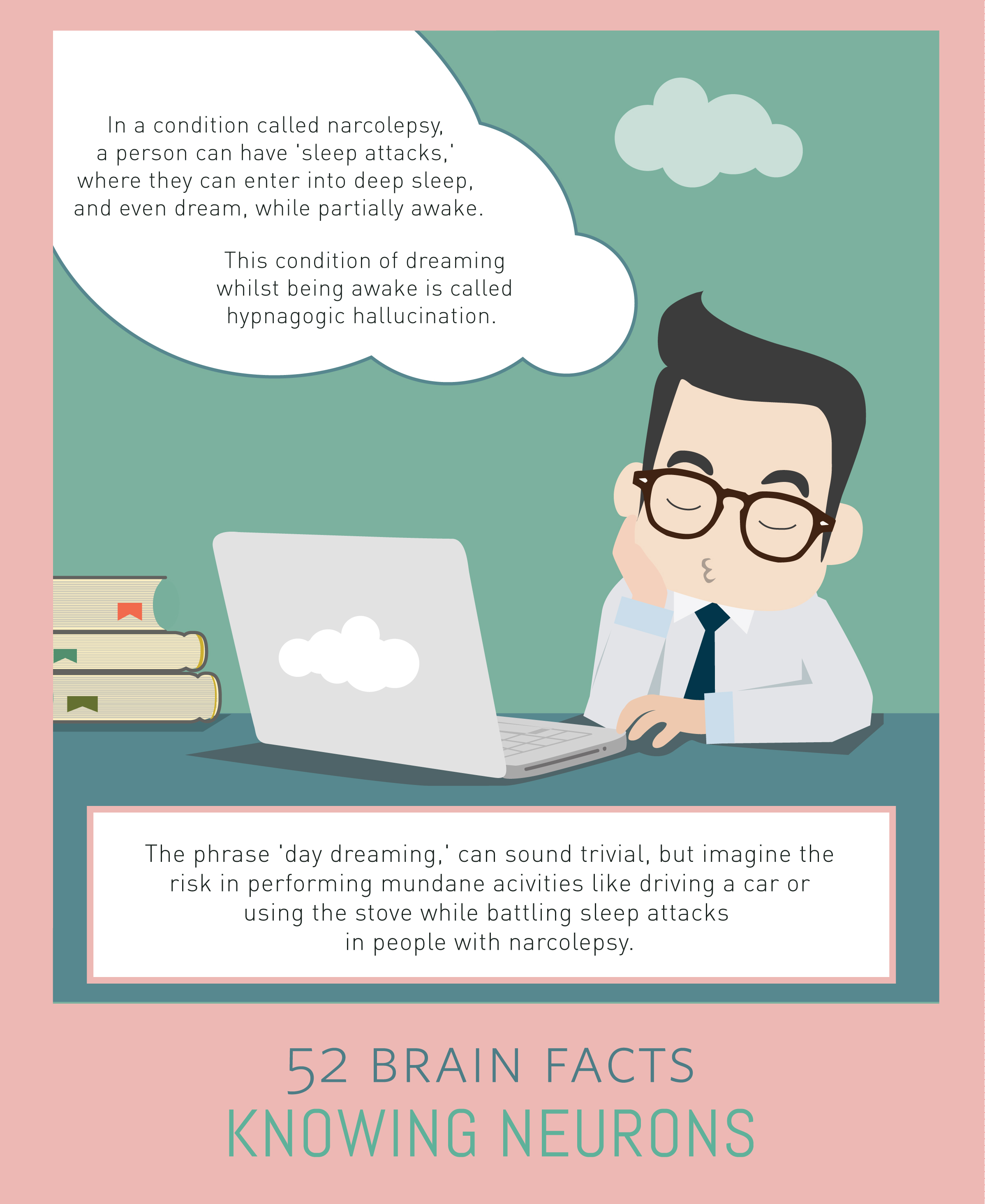 Myth or Fact? 'Day dreaming' is just a term for not paying attention. We only dream during sleep.