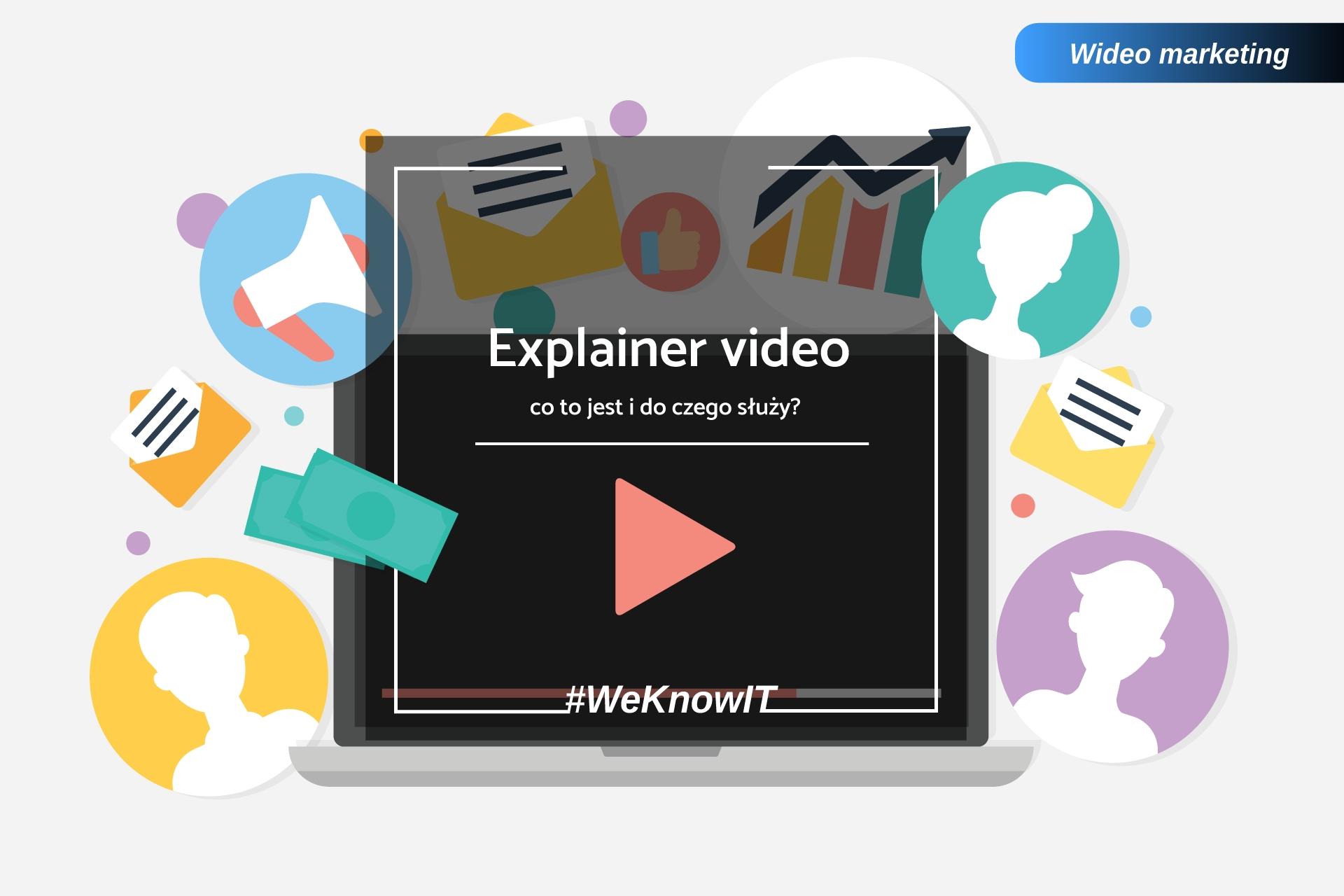 Explainer video co to jest explainer video cena explainer video polska knowIT Toruń produkcja filmowa animacje 1