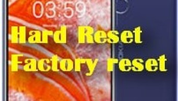 Hard Reset Lenovo K8 Plus, Master format, Recovery mode, restore