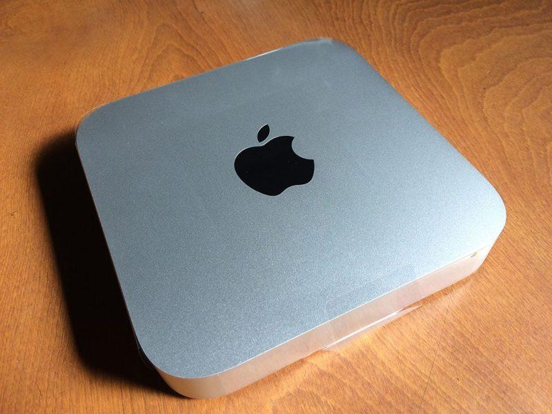 Mac Mini (Late 2014) 整備済製品 本体イメージ1