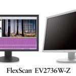 EIZO FlexScan EV2736W-Z イメージです