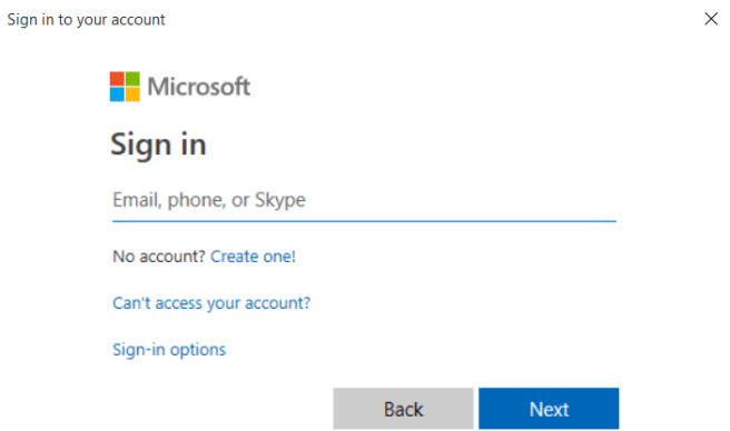 Office 365-SharePointOnline - Connecting to SharePoint admin using PowerShell - Credential Prompt