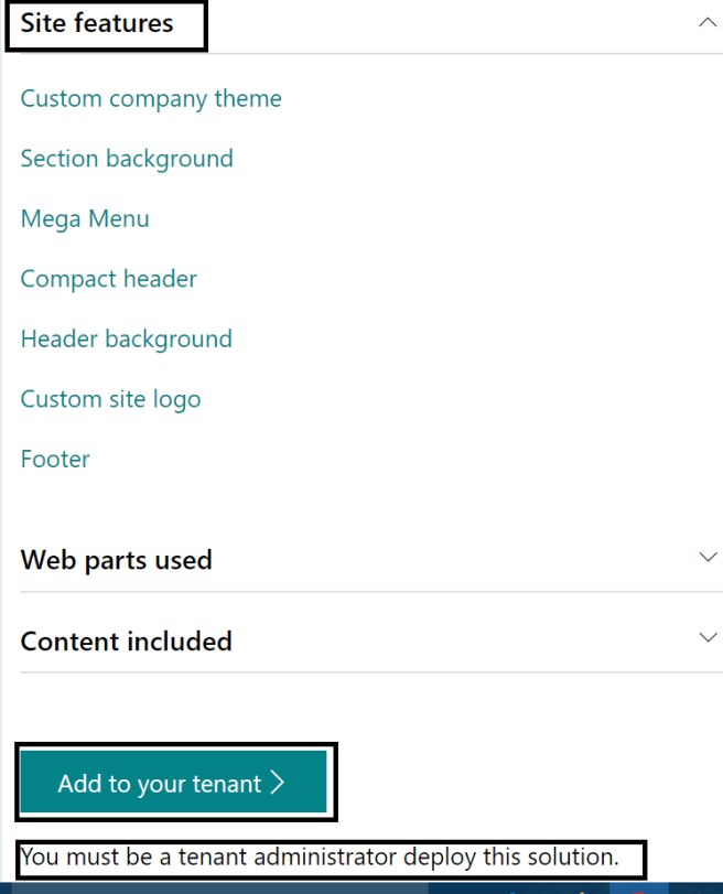 """M365 - SharePoint Look Book - Creating """"Crisis Management Site"""""""