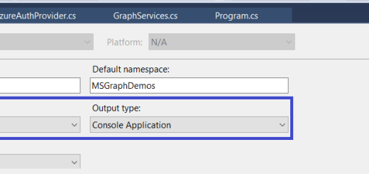 .Net Core application to send email using Graph API