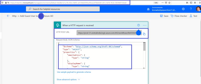 M365 / Azure - Trigger PowerAutomate from .Net Core console app or from Azure Web Job