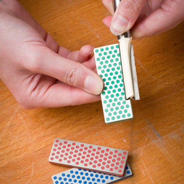 DMT Mini Diamond Whetstones for sharpening smaller tools