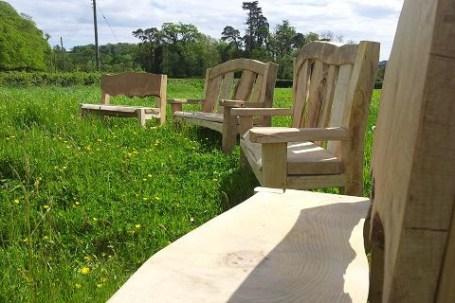 Bespoke benches
