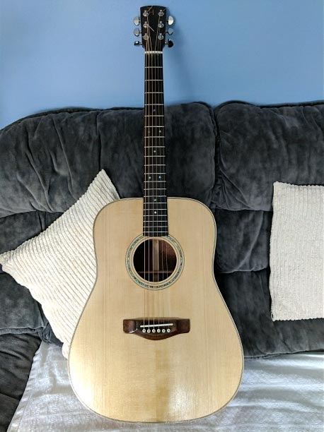 Acoustic guitar (Tim H)